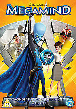 Megamind (DVD, 2011) Brand New Sealed