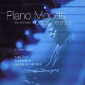 Oscar Peterson - Piano Moods (The Very Best of , 1998)