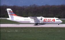 ATR 42 & 72 Aircrafts - Various Airliners -  K64 Slide / Diapositive /Diapositiv