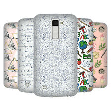 OFFICIAL JULIA BADEEVA ASSORTED PATTERNS 3 HARD BACK CASE FOR LG PHONES 3