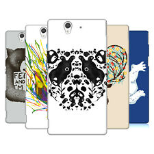 OFFICIAL TOBE FONSECA ANIMALS BACK CASE FOR SONY PHONES 3