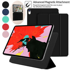 Magnetic Smart Case For iPad Pro 12 Stand Case Attachment Auto Sleep/Wake Cover