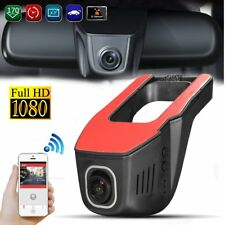1080P Wifi Car DVR Vehicle Camera Video Recorder Camcorder Dash Cam Night