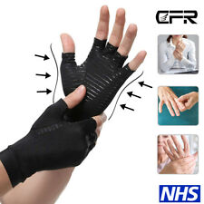 Arthritis Compression Gloves Copper Infused Rheumatoid Hands Joint Support Brace