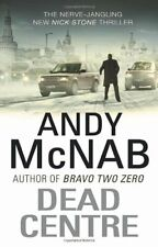 Dead Centre: (Nick Stone Thriller 14),Andy McNab- 9780552166539