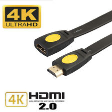 New HDMI Extension Cable Male to Female 4K 2.0V HDMI Extend Cable M/F For HD TV