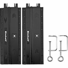 Einhell 2 Guide Rail for Circular Saw with 2 Clamping Screws Rubber Coating~