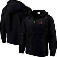 Alabama Crimson Tide Champion Packable Jacket - Black