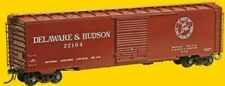 Kadee 6403 HO, 50' PS-1 Box Car with 8' Door, Delaware Hudson, DH, 22164