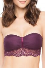 Implicite Attitude Strapless Bra Support 27E301 Blackberry 454 Promotion