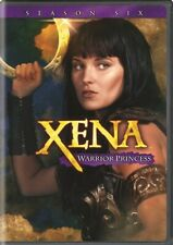 XENA WARRIOR PRINCESS SEASON SIX 6 New Sealed 5 DVD Set