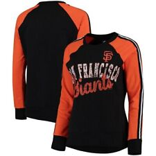 San Francisco Giants G-III 4Her by Carl Banks Women's Perfect Pitch Pullover