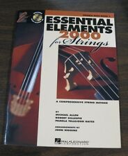 HAL LEONARD ESSENTIAL ELEMENTS 2000 BOOKS LOT OF 38 NEW