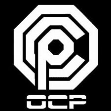 OCP T-shirt Omni Consumer Products Robocop Movie S-3XL