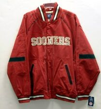 OKLAHOMA SOONERS NCAA MEN'S GIII JACKET CLOSEOUT M-XL