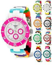 Prince London NY multi-coloured plastic toy style dials