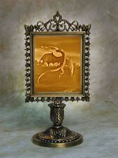 Lithophane Lamp - FLIGHT OF DRAGON LAMP Fine Porcelain