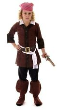CARIBBEAN PIRATE OUTFIT DRESSING UP FOR CHILDREN