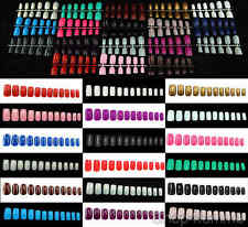 Selections of 600pcs European Style Full Nails (Short) - Whole Nails
