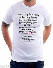 YOUR STORY HAS TRULY TOUCHED MY HEART best seller funny t shirt