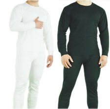 Men' 2 Piece - Top and Bottom - Thermal Set Underwear Long Johns