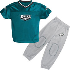 PHILADELPHIA EAGLES TODDLER FOOTBALL JERSEY AND PANT SET