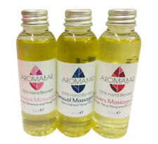 MASSAGE OIL GIFT SET 3 X 60ML CHOOSE BLENDS