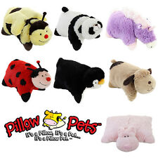 Original PILLOW PETS - Transforming Animal Cushion / Soft Toy - ASSORTED DESIGNS