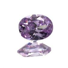 (5x3mm - 20x15mm) Oval AAA Lavender Cubic Zirconia **View Video**