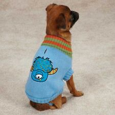 Casual Canine Lil' Monster Sweater Dog Puppy One Eyed Blue NEW !!