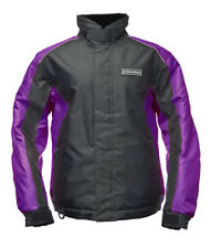Women's Sledmate XT Snowmobile Jacket Black/Purple Ladies Adult Snow Coat 5200XT