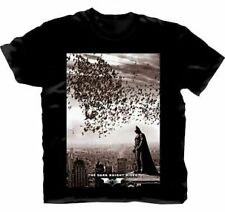 City Bats Dark Knight Rises Batman T-Shirt