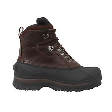 "winter boots waterproof cold weather hiking brown 8"" insulated rothco 5059"