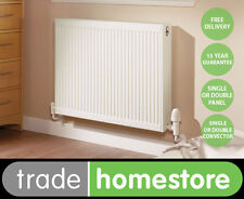QUINN BARLO Standard Compact Radiator 700mm High Series + FREE DELIVERY