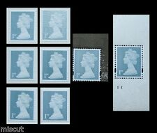 2012 DIAMOND JUBILEE MACHIN 1st Class - MULTIPLE LISTING of Source Codes