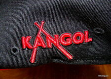 Kangol  Championship Series Flexfit  504  Cap  Team Colors   Black/Red