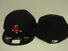 NEW Boston Red Sox NEW ERA Cool Base 59FIFTY Sox Logo Baseball Fitted Hat Cap