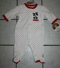 New Girls Carter's Child of Mine White MY FIRST VALENTINE 1 Pc Outfit ~Inf Szs