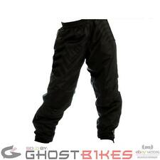BUFFALO RAIN TEXTILE WATERPROOF MOTORBIKE PANTS MOTORCYCLE OVER TROUSERS