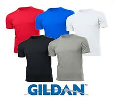 20 PACK OF COTTON GILDAN PLAIN T SHIRTS SUMMER MENS SIZES S/M/L/XL