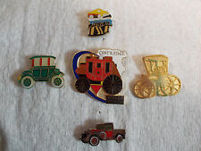 Vintage Cars Lapel pins & Hat Pins or Tie Tacs #1