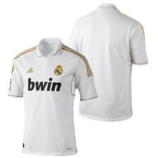 adidas REAL MADRID 2011-2012 Home Soccer Jersey Brand New
