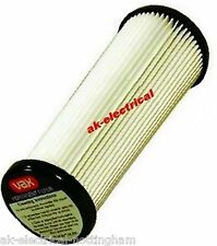 Vax POWER 3 4 5 6 Replacement Anti-Bacterial HEPA Pleated Filter GENUINE New