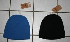 NWT Boy's URBAN PIPELINE Solid Waffle Weave Sherpa Lined Beanie ~Black or Blue