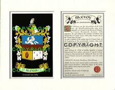 MC ELWAIN to MC GIRR - Your Family Coat of Arms Crest & History
