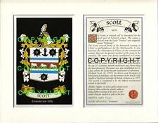 SAWYER to SHEEHY - Your Family Coat of Arms Crest & History