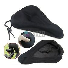 Laxzo Gelmen Adult Gel Saddle Cover for Bike Cycle Bicycle High Quality