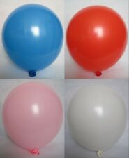 Solid 18'' Round Latex Balloons BIRTHDAY WEDDING PROM Decoration Giant Balloon