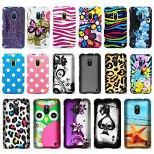 For Nokia Lumia 620 Cool New Designs Snap On Hard Case Phone Cover Accessory