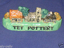 STUDIO POTTERY TEY  COTTAGES COTTAGE  HOUSES HOUSE FREE UK POSTAGE